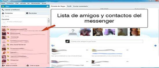 Pasar contactos de MSN a Skype