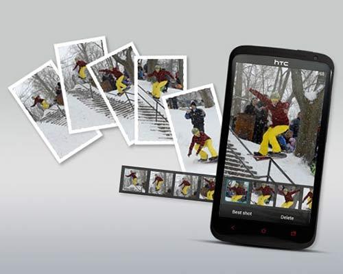HTC One X+ Plus: características de la cámara