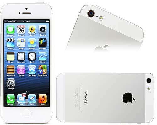 iPhone 5: características de la cámara