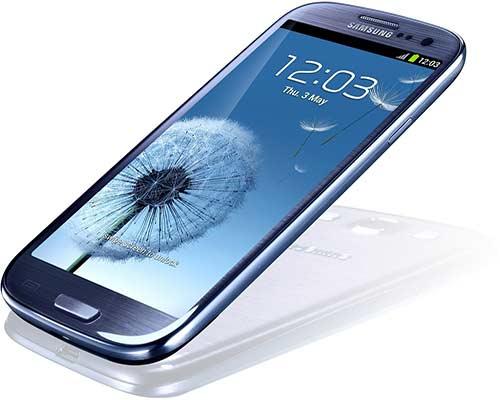Samsung Galaxy SIII: características de la cámara