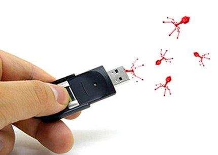 Evitar infecciones de virus informáticos peligrosos
