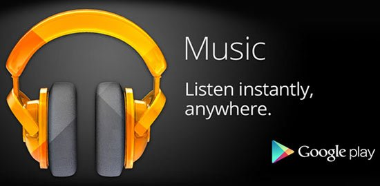 Las mejores aplicaciones para escuchar música en tu Android: Google Play Music