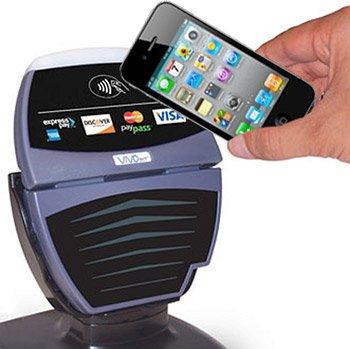 Tecnología NFC para pagar desde el móvil