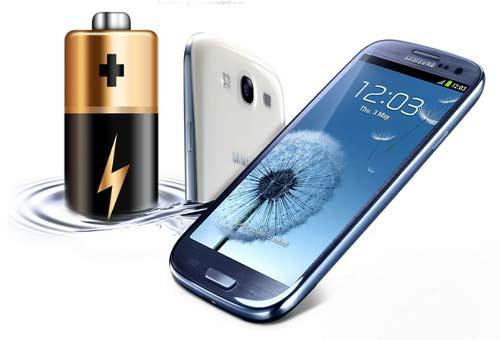 Mejorar la interacción con el panel táctil del Samsung Galaxy S3