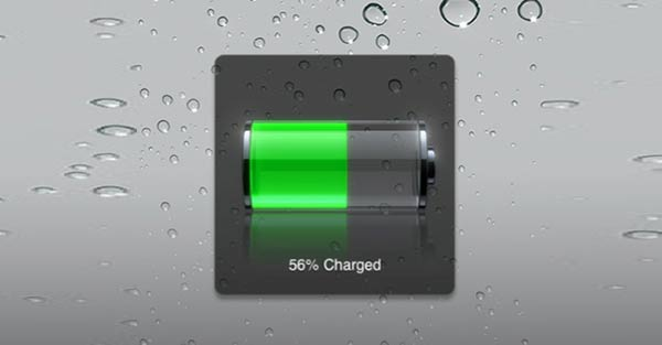 La batería del Tablet