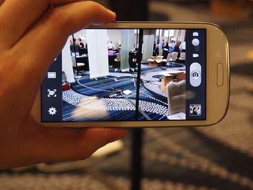 Tomar fotografías por voz con Samsung Galaxy S3