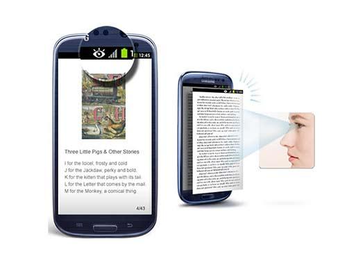 Smart Stay Galaxy S3: La pantalla no se apaga
