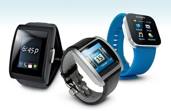 Las nuevas tecnologías 2013: «Smartwatches» o Relojes inteligentes
