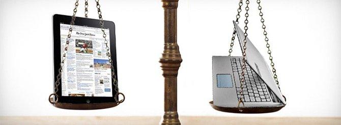 En 2013 se venderán más tablets que portátiles y ordenadores