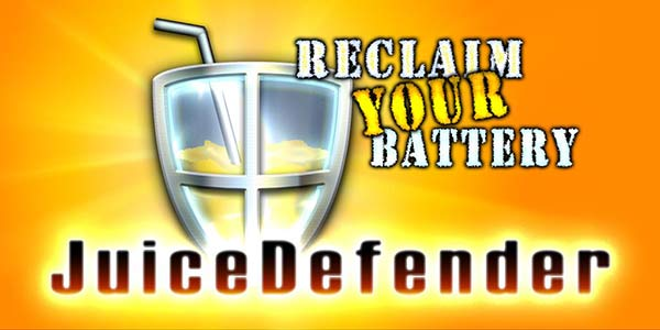 Aplicación para ahorrar batería - JuiceDefender