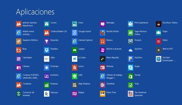 Las principales novedades de Windows 8.1