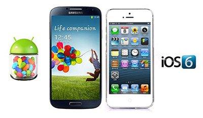 Fabricar un Samsung Galaxy S4 es más caro que hacer un iPhone 5