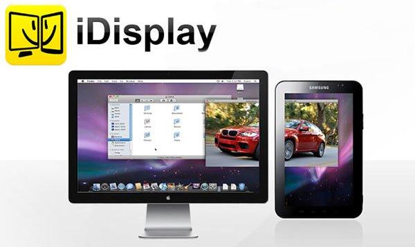 Utilizar un Tablet como Monitor con iDisplay