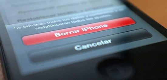 Qué hacer antes de vender o regalar tu móvil iPhone o Android