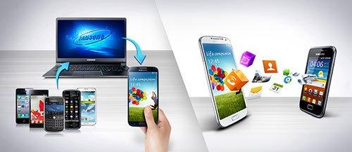 Samsung Smart Switch para Galaxy S4