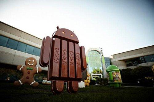 Nueva versión Android KitKat 4.4