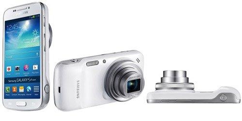 Los móviles con mejor cámara - Samsung Galaxy S4 Zoom