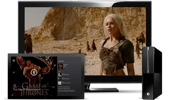 SmartGlass: segunda pantalla de Xbox One