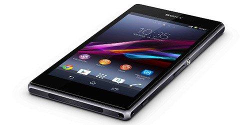 Los móviles con mejor cámara - Sony Xperia Z1