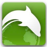 Los mejores navegadores Android - Dolphin