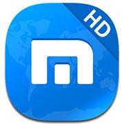 Los mejores navegadores para Android - Maxthon