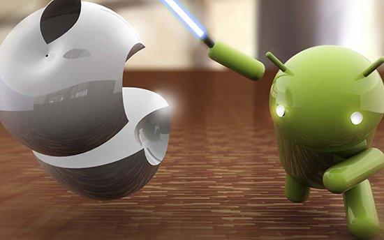 Android es el sistema operativo más popular
