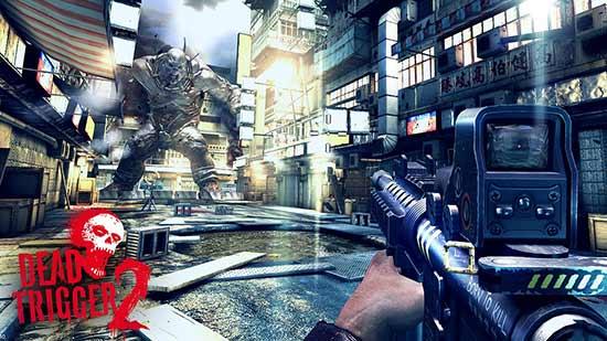 Los mejores Juegos Android 2013 - Dead Trigger 2