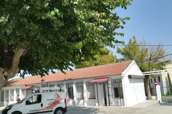 Descubre el proyecto Escuelas Conectadas en Andalucía donde participa Centromipc