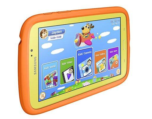 Regalos Tecnológicos - Galaxy TAB 3 Kids