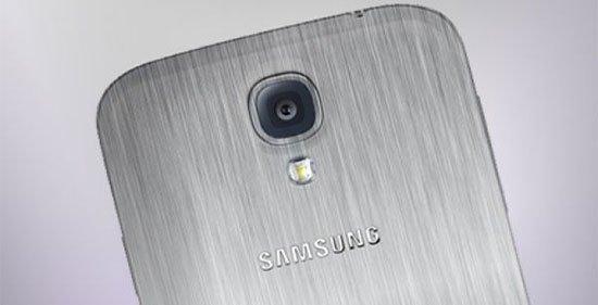 Samsung Galaxy S5 sería de metal