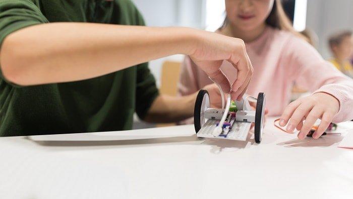 Robótica y programación unas de las tendencias tecnológicas en educación