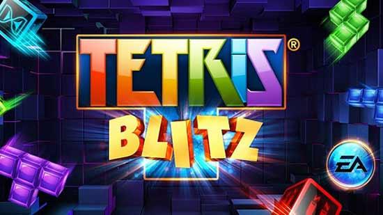 Los mejores juegos Android 2013 - Tetris Blitz