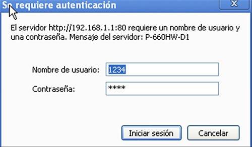 Cambia la contraseña de acceso a la administración del router