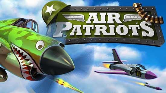 Los mejores juegos Android 2013 - Air Patriots