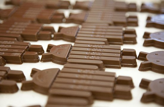 Llega la nueva versión Android KitKat 4.4
