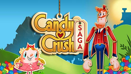 Los mejores Juegos Android 2013 - Candy Crush Saga