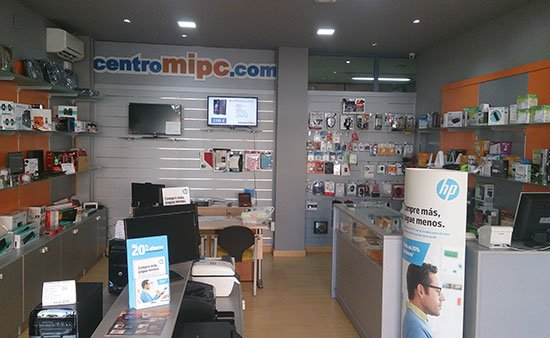 CentroMiPc Pinos Puente – Tu nueva tienda de informática en Granada