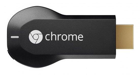 El último gadget de Google – ChromeCast para televisores