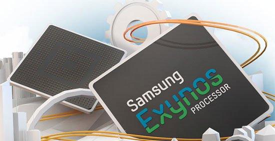 Procesador Exynos de 64 bit para Samsung Galaxy S5