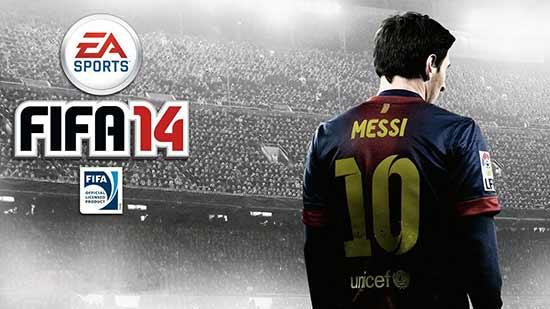 Los mejores juegos Android 2013 - FIFA 14