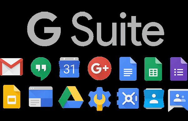 G suite, el futuro para la productividad en equipo
