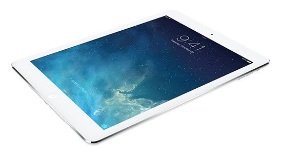 Top Gadgets 2013 - iPad Air