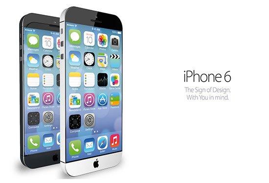 Los mejores móviles 2014 - iPhone 6