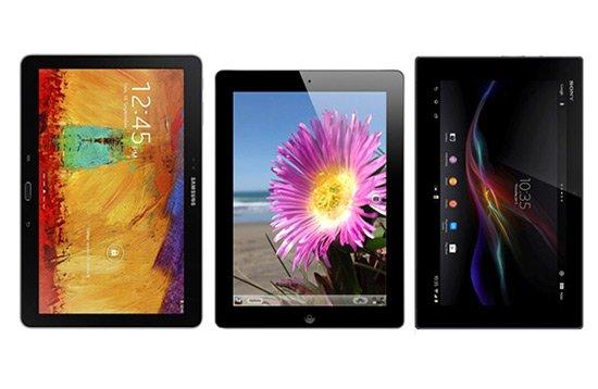 Ipad Air- Comparativa de los mejores tablet de 10 pulgadas