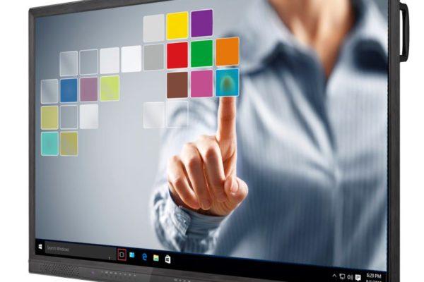 Descubre nuestros monitores interactivos para educación