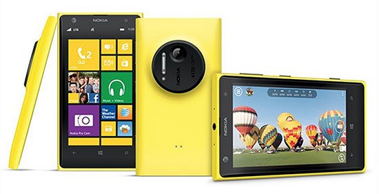Top Gadgets 2013 - Nokia Lumia 1020