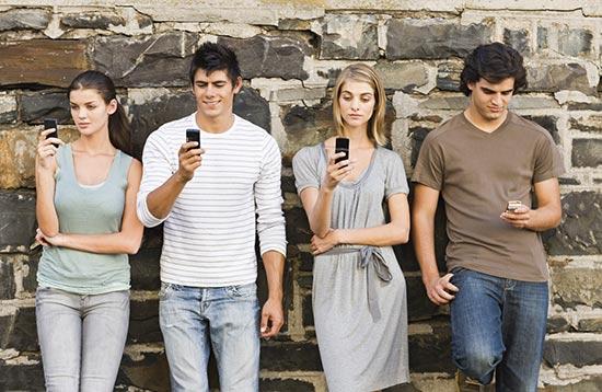 Nomofobia - Adicción al móvil