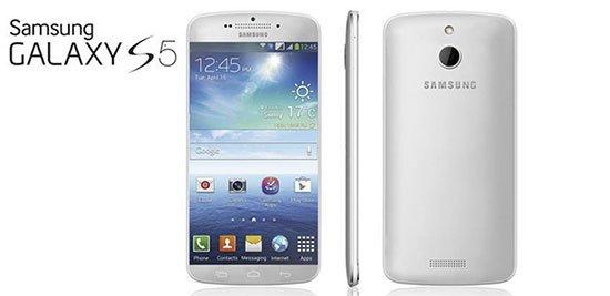 Características de la pantalla del Samsung Galaxy S5
