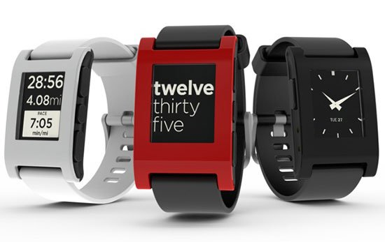 Top Gadgets 2013 - SmartWatch Pebble