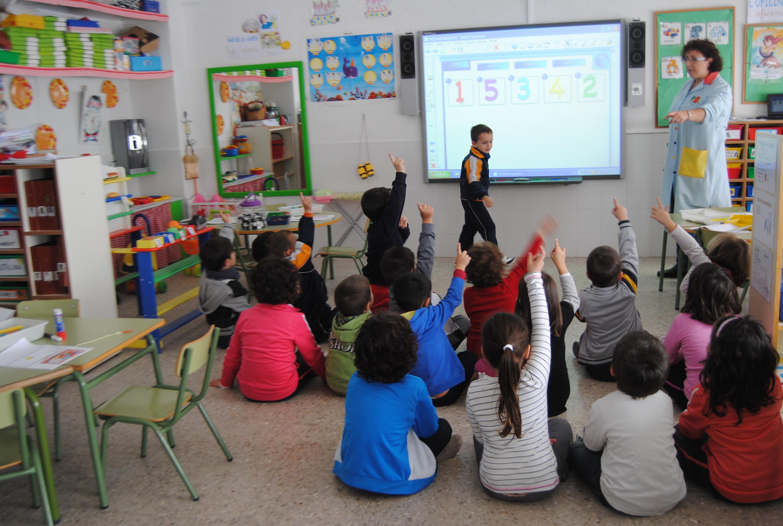 Pizarras Digitales en las aulas multimedia